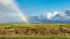 Rainbow Barrier (Matt McLean) Tags: driving haleakala hawaii landscape maui mountain rainbow unitedstates us