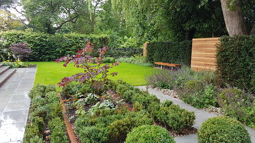 Landscape Design and Construction Wilmslow - Modern Garden Design Image 26