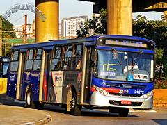 21.272 Viação Osasco (busManíaCo) Tags: busmaníaco ônibus bus nikond3100 nikon d3100 osasco viaçãoosasco caio apache vip iii mercedesbenz of1721 bluetec 5