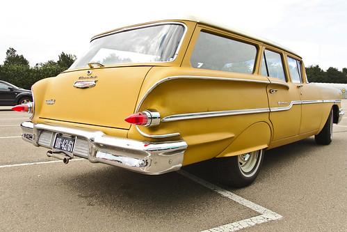Chevrolet Yeoman Station Wagon 1958 (2139)