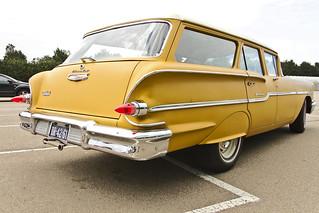 Chevrolet Yeoman Station Wagon 1958 (2139)