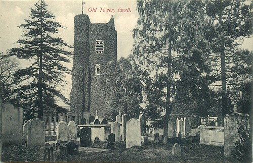The old St Mary's Church
