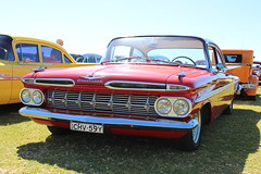 1959 Chevrolet Bel Air (bri77uk) Tags: kiama rodrun chevrolet 59chevy