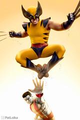 Fastball Special (PatLoika) Tags: colossus wolverine piotrrasputin logan comics cosplay xmen xmencosplay cosplayphotography costume cosplayer