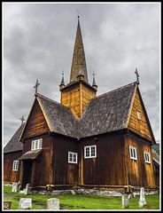 Paseando por Noruega: Stavkirke de Vagamo