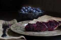 Fresh Blueberry Pie (lleon1126) Tags: blueberrypie pie smileonsaturday freshandfruity blueberries freshfruit
