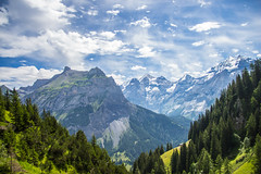 Swiss Mountains