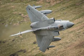 31 Squadron RAF Tornado GR4 'MONSTER 11'