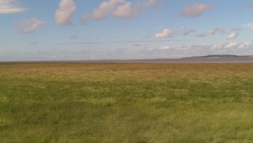 The Dee Estuary