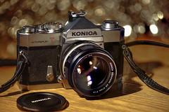 Model T (VanveenJF) Tags: sony a7ll konica autoreflext hexanon lens vintage film 35mm glass old japan quality vivitar series 1 90mm bokina tokina