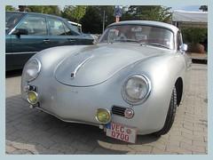 Porsche 356 GT (1600 Super) (v8dub) Tags: porsche 356 gt 1600 super allemagne deutschland germany german niedersachsen cloppenburg pkw voiture car wagen worldcars auto automobile automotive aircooled old oldtimer oldcar klassik classic collector