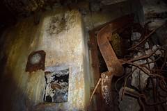 DSC_1852 (PorkkalanParenteesi/YouTube) Tags: bunkkeri hylätty neuvostoliitto porkkalanparenteesi kirkkonummi abandoned bunker soviet exploring suomi finland zif25