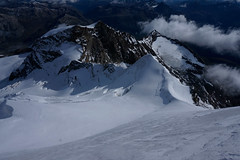 _DSC3124 (farix.) Tags: alpen alps alpy schweiz switzerland szwajcaria trekking treking grat grań piz palu bernina berninagruppe gletscher lodowiec śnieg snow schnee