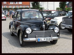 Peugeot 203, 1955 (v8dub) Tags: peugeot 203 1955 allemagne deutschland germany niedersachsen cloppenburg french pkw voiture car wagen worldcars auto automobile automotive old oldtimer oldcar klassik classic collector