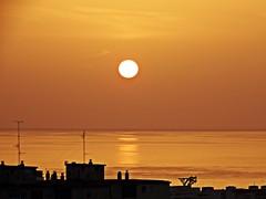 Amanecer (Antonio Chacon) Tags: andalucia amanecer agua costadelsol cielo spain sunrise sol marbella málaga mar mediterráneo