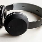 Big Headphones, close up thumbnail