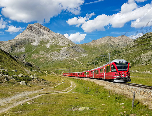 Bernina-Bahn (3)