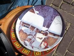 Waterlooplein017 (Quetzalcoatl002) Tags: waterlooplein market fleamarket amsterdam plates winterscene plate snow haraldwiberg