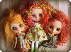 Three little sisters....
