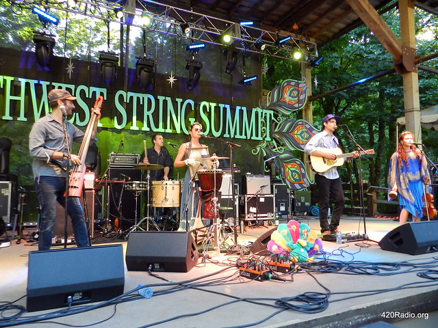 Elephant Revival - Northwest String Summit, North Plains, OR - 07/14/17