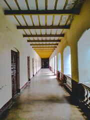 Tajhat Palace #3 (N i B i R) Tags: rangpur rangpurdivision bangladesh bd building palace abandoned past infinity limitless xiaomi mobile phone
