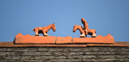 Mounted Horsemen