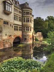 Coombe Abbey (TV's photographs) Tags: coombeabbey coventry water abbey