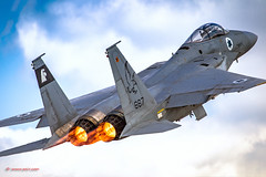 Afterburner Thursday! © Nir Ben-Yosef (xnir) (xnir) Tags: israel afterburner thursday © nir benyosef xnir afterburnerthursday eagle outdoor f15 nirbenyosef aviation iaf israelairforce