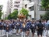 Water Pouring Festival at Tomioka Hachimangu Shrine (walking.biking.japan) Tags: tokyo kotoku shrine festival