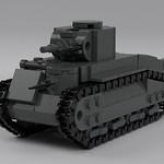 D&C VII light tank thumbnail