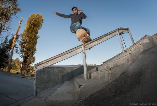 Ignacio Jimenez - Frontside Boardslide