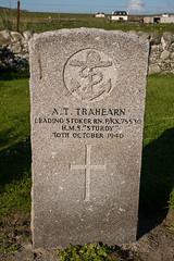 Tiree War Grave (Sea Pigeon) Tags: hms sturdy trahearn