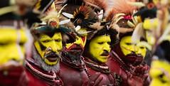 huli group (kthustler) Tags: goroka singsing papuanewguinea tribes huliwigmen mudmen