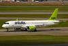 YL-CSE Bombardier C Series 300 BTI  SVO (Jetstar31) Tags: ylcse bombardier c series 300 bti svo