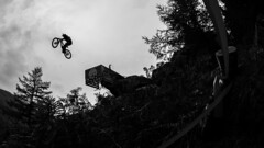 6 (phunkt.com™) Tags: redbull red bull hardline 2017 phunkt phunktcom keith valentine photos mtb dh downholl down hill