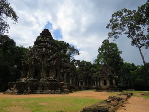 Thommanon - Cambodge Août 2017