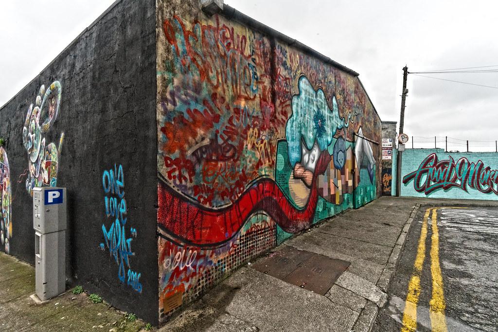 WATERFORD WALLS [AN ANNUAL INTERNATIONAL STREET ART FESTIVAL]-132159
