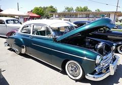1949 Chevrolet (bballchico) Tags: 1949 chevrolet ronbeard loisbeard carshow cruisinnationals