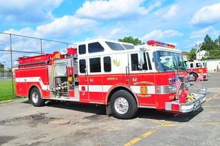 Saddle Brook Fire Department Engine 3