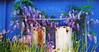 Beauty before Age by Kaye Menner (Kaye Menner) Tags: beautybeforeage age beauty wisteria prettywisteria aged tanks agedtanks rusty rustytanks ugly uglytanks oldtanks turpentinetanks turps flowers wisteriaflowers wisteriasinensis wistaria fabaceae digitalpainting kayemennerphotography kayemenner wall bluewall bluebackground blueflowers floral bluefloral flora blueflora nature garden botanical contrast agecontrast colorful kayemennerfloral white blue green bluegreen wisteriaart
