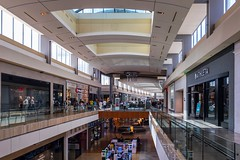 Houston Galleria Mall (apollonian) Tags: flickrelite houston galleria shopping mall texas macy athleta lululemon tesla