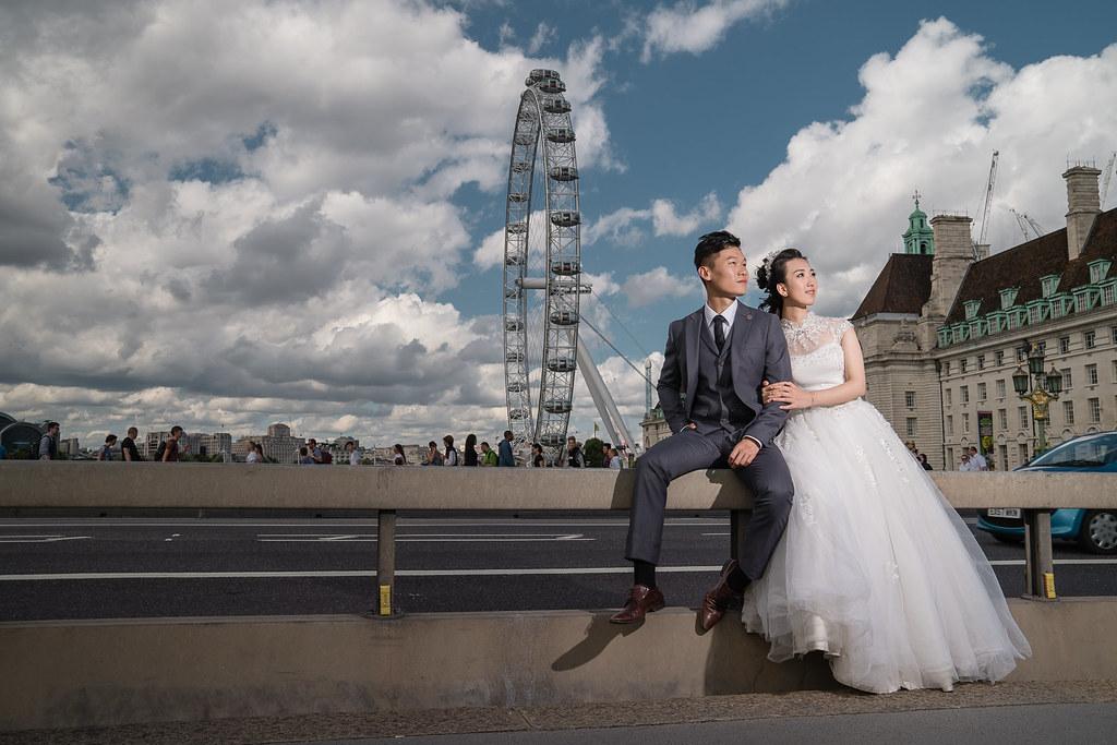 倫敦眼,婚紗, 加冰,婚攝