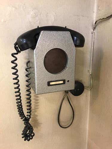 Internal prison phone