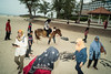 #13 (Sakulchai Sikitikul) Tags: street snap streetphotography songkhla sony samilabeach thailand horse film 28mm voigtlander muslim islamic sand