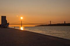 Padrão dos Descobrimentos, 25 de Abril bridge and Cristo Rei