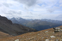 côté Val d'Hérens (bulbocode909) Tags: valais suisse grimentz valdanniviers valdhérens cabanedesbecsdebosson montagnes nature paysages nuages
