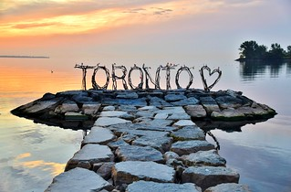 Toronto in Love, Humber Bay Park East, Etobicoke, Toronto, ON