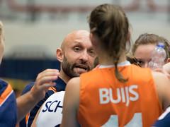 29151117 (roel.ubels) Tags: nederland oranje holland polen poland polska amsterdam sporthallen zuid volleybal volleyball oefenwedstrijd sport topsport 2017
