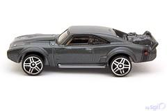 1-64_Hot_Wheels_Fast_Furious_Ice_Charger_4 (Sigi D) Tags: 164 hotwheels hot wheels diecast dodge charger ice dominic toretto fast furious fastfurious furious8 sigid