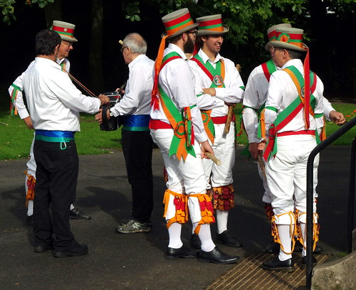 16.9.17 Waters Green and Adlington Morris in Macclesfield 06